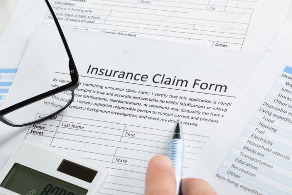 Insurance claim form - we handle insurance for your - exoshield exteriors